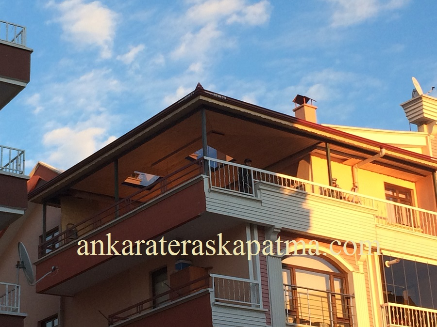 Ankara Teras Kapatma